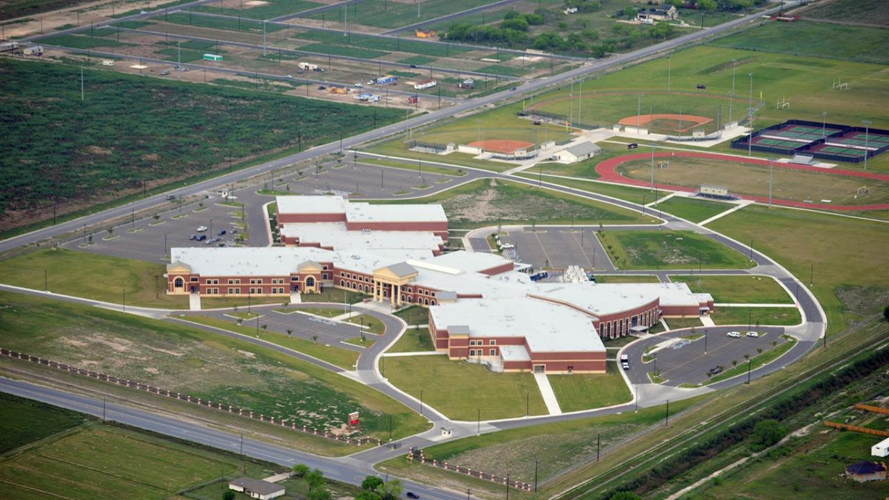 Donna High School Southern Steel Fabricators